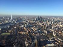 Aerial view of London. Image: @MPSinthesky