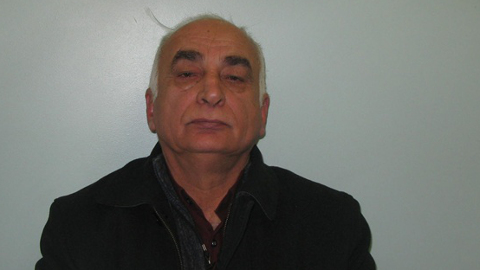 Mohammad Babamiri, MD of metalworks firm convicted of manslaughter over death of worker. Image: Met Police