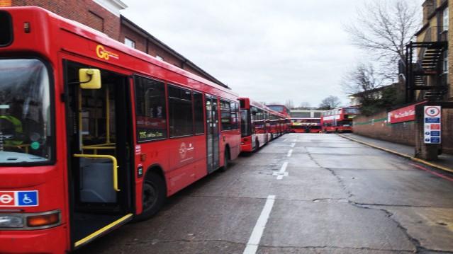 London Bus Strike