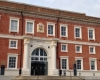 Entrance to Goldsmiths, University of London
