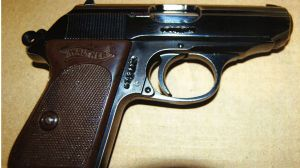 Walther PPK found: met police