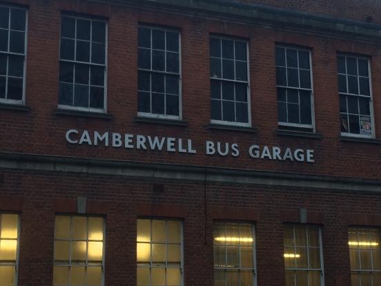 Camberwell Bus Garage