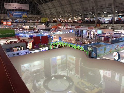 The toy fair 2015