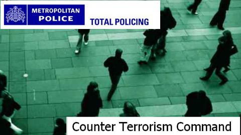 Anti-terrorism command of the Met Police