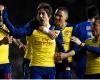 Gunners away win at Amex stadium