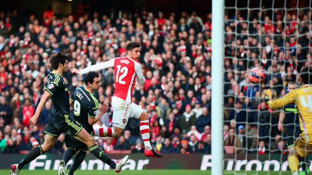 Arsenal through to next round