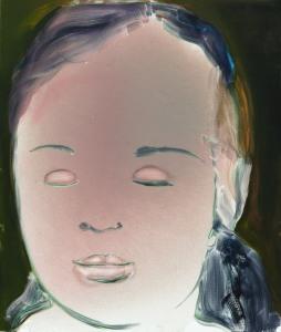 Helena's Dream by Marlene Dumas