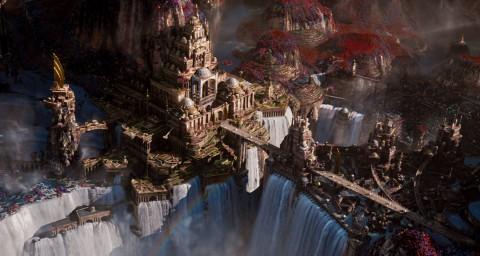 Screenshot of setting from Jupiter Ascending