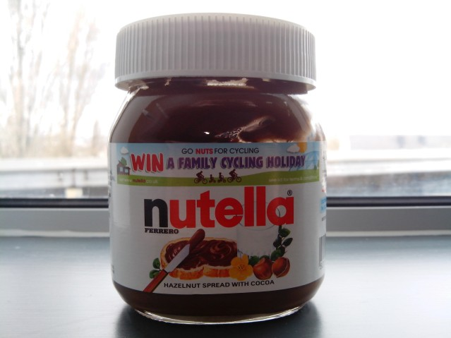 The London Fire Brigade believe the fire was started by the reflection of winter sunlight on a Nutella jar