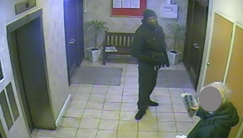 CCTV image of Bygraves