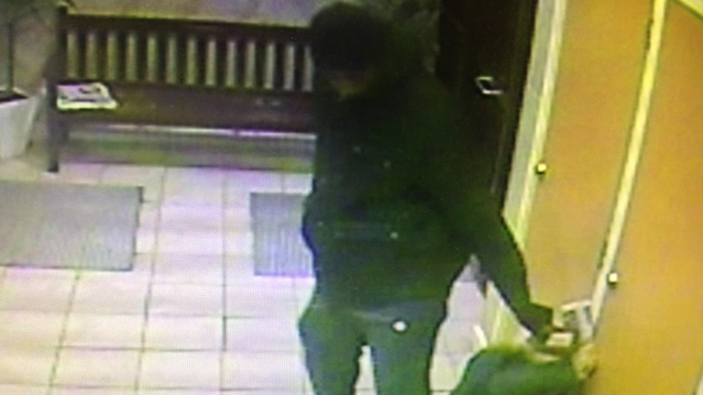 Suspect sought in attack and robbery of 92 year old man.