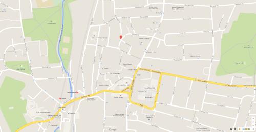 Image courtesy of Google Maps.