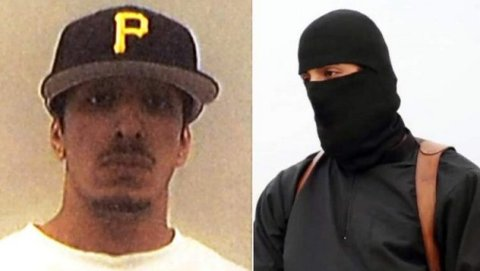 The two faces of 'Jihadi John'