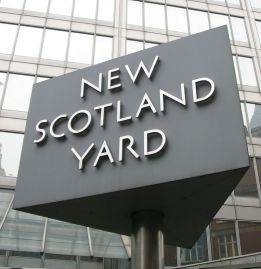 New Scotland Yard- HQ of the Metropolitan Police. Image: Wikipedia Public Domain