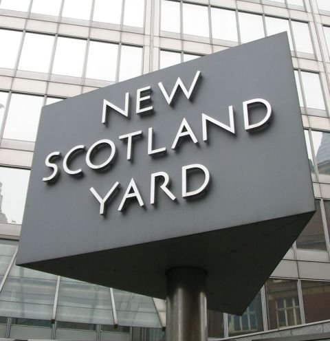 New Scotland Yard- HQ of the Metropolitan Police. Image: Wikipedia Public Domain