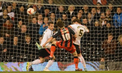 Fulham battered by the Cherries at Craven Cottage. Image @FulhamFC