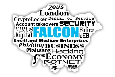 FALCON Met Police Units- combatting online crime. Image: Met Police