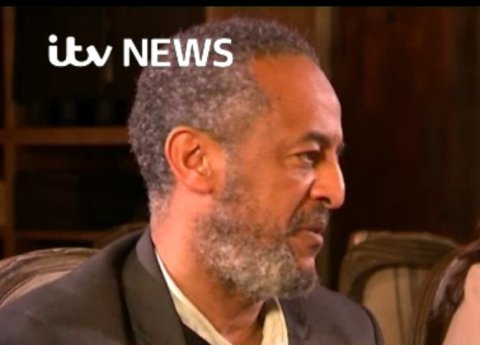 Abase Hussein- father of Amira Abase speaking of his anger to ITV News