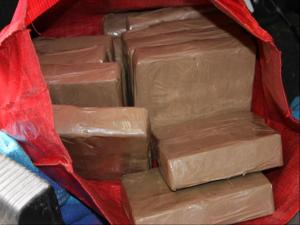 Drugs recovered after the investigation. Image: Met Police.
