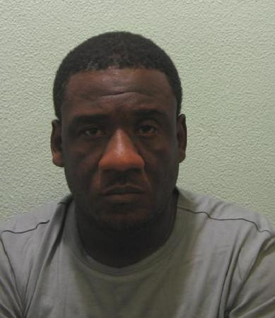Desmond Brooks- life minimum 29 years for murder, attempted murder and grievous bodily harm. Image: Met Police