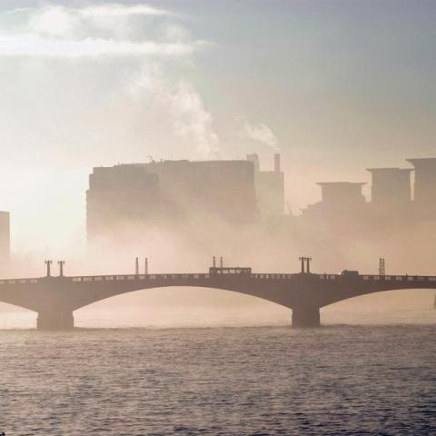 Air pollution alert for London and the south east. Image: London air pollution https://www.london.gov.uk/priorities/environment/breathe-better-together/what-can-i-do-to-protect-myself