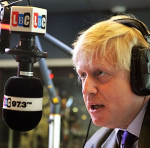 "Boris Johnson called the Janner decision ""disgraceful"".  Image: www.lbc.co.uk"