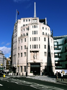 Broadcasting House. Image: Keriluamox. Wikipedia Commons