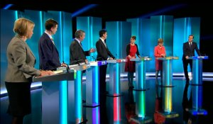 Nick Clegg has emphasised on the fact that Politics are becoming more fragmented. Image: ITV