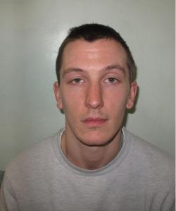 George O'Hare jailed for one year for five street mobile phone snatches using a bicycle to get away.