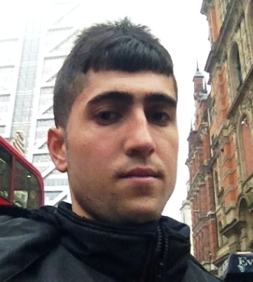 MISSING: Mahmud Abbas, 15.