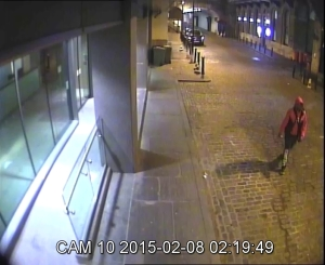 18 year old Borex Tatsa walking alone in the middle of the night in a deserted London street. Detectives want to find out why his body ended up in the River Thames.