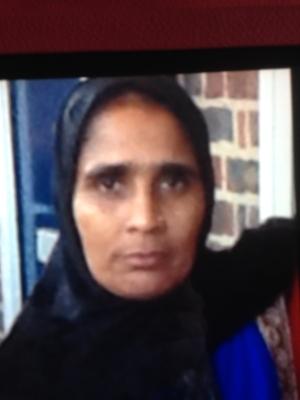MISSING: Tisunara Begum, aged 43. Image: Met Police