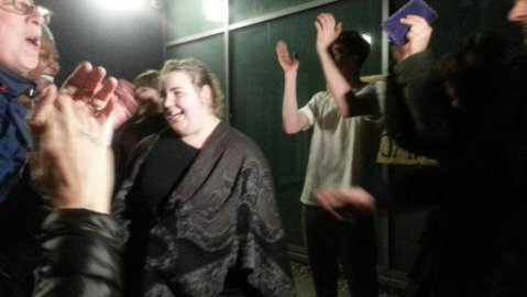 Jasmin Stone released from Leyton Custody Centre