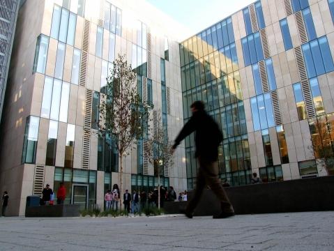 Kingston University- John Galsworthy Building. Image: Kingston University