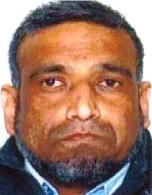 MISSING: Rafik Ali, aged 53.