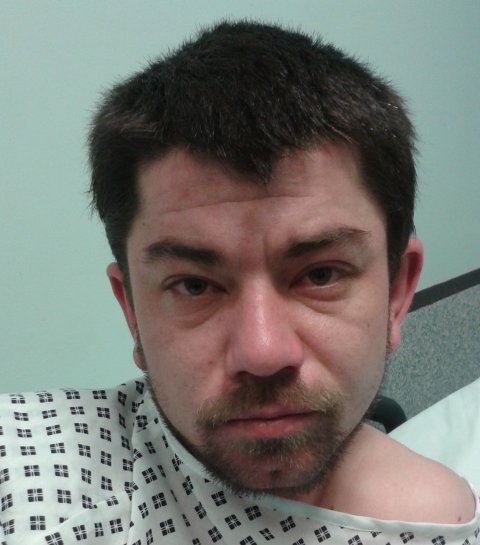 Polish man with no memory. Police ask for public's help in identifying him. Image: Met Police