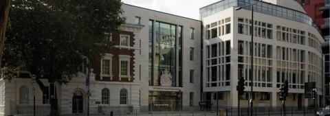 Westminster Magistrates, Marylebone Road.