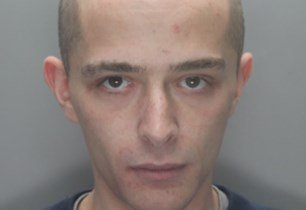 Peter Fox- sought by Merseyside Police in connection with the murder of a mother and daughter in Bootle. Image: Merseyside Police