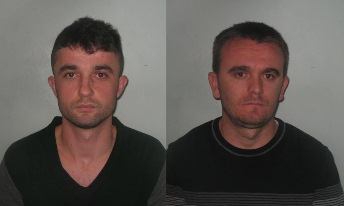 Proshka and Topalli each jailed for 10 years. Image: NCA