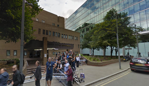 Chandler has appeared at Southwark Crown Court. Image: Google Maps