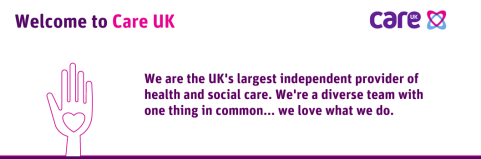Care UK was one of the many private sector healthcare providers found to under perform. Image: Website screenshot