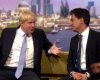 Boris Johnson and Ed Miliband on The Andrew Marr Show