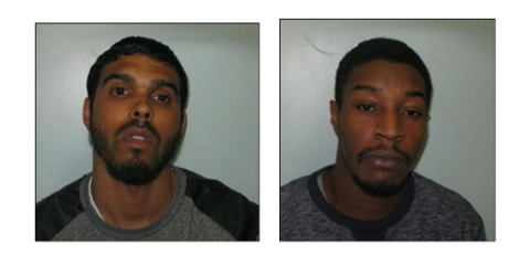 Nicholas Terrelonge and Tyler Burton, the two sentenced to life imprisonment for the murder of Ashley Latty.