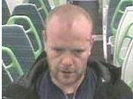 Image of man police wish to talk to about assault. Image: BTP