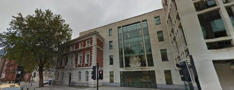 Westminster Magistrates Court. Image: Google Street View