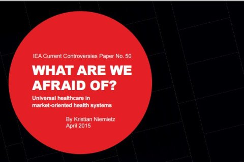 What Are We Afraid Of? Research report by Institute of Economic Affairs. Image: IEA