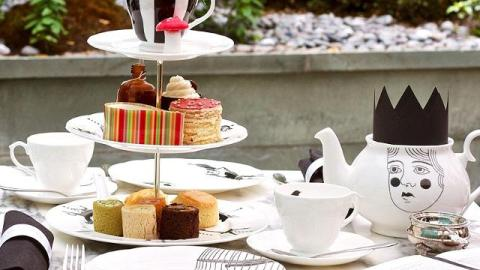 Afternoon tea in London expected to take on a Royal baby theme. Image: www.visitlondon.com