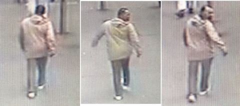 Montage of CCTV images of Taffazul Hoque- missing and vulnerable. Images: Met Police