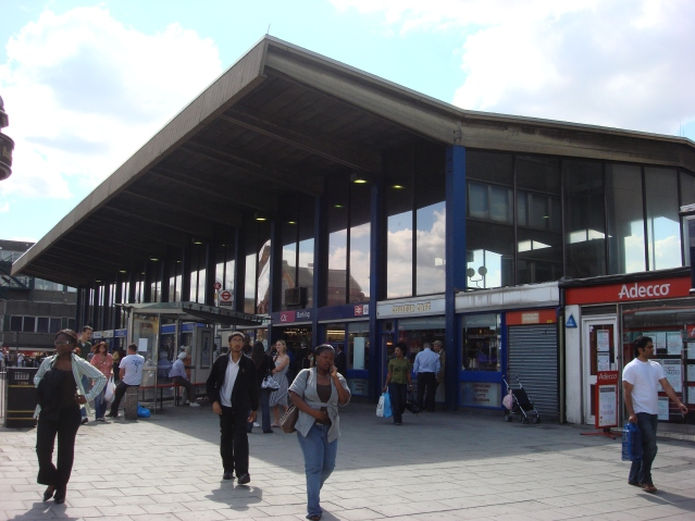 Barking Station. Image: Wiki click here for link
