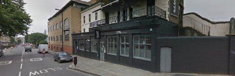 Canal Bar, Caledonian Road. Image: Google Street View.